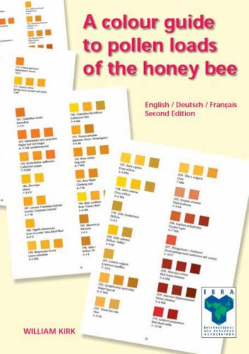 9780860982487: A Colour Guide to Pollen Loads of the Honey Bee