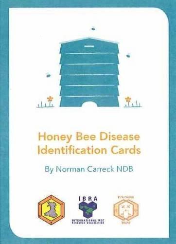 9780860982739: Honey Bee Disease Identification Cards