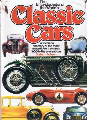 9780861010011: Encyclopaedia of the World's Classic Cars (A Salamander book)