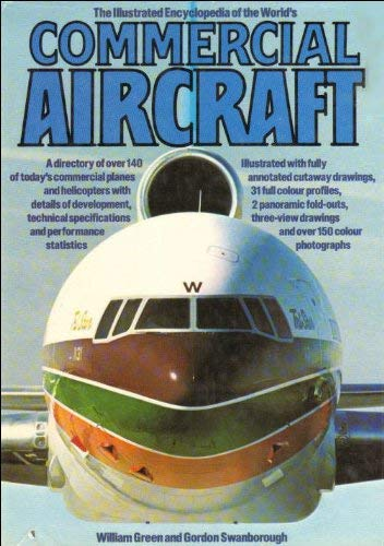 9780861010080: Illustrated Encyclopedia of the World's Commercial Aircraft