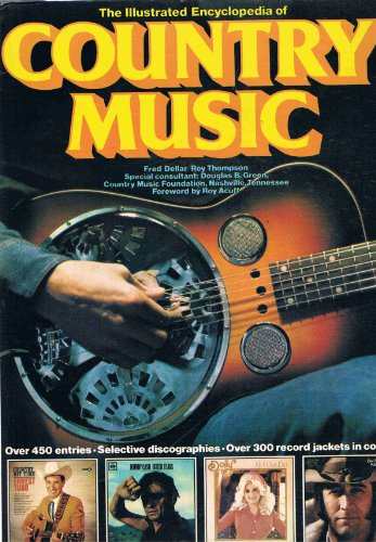 9780861010127: The Illustrated Encyclopaedia of Country Music
