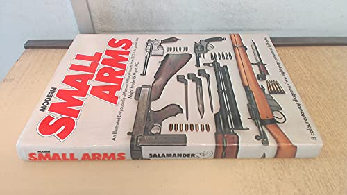 MODERN SMALL ARMS.: Major Frederick Myatt