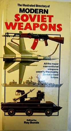 9780861012510: The Illustrated Directory of Modern Soviet Weapons