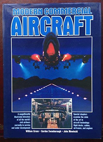 9780861012718: Modern Commercial Aircraft
