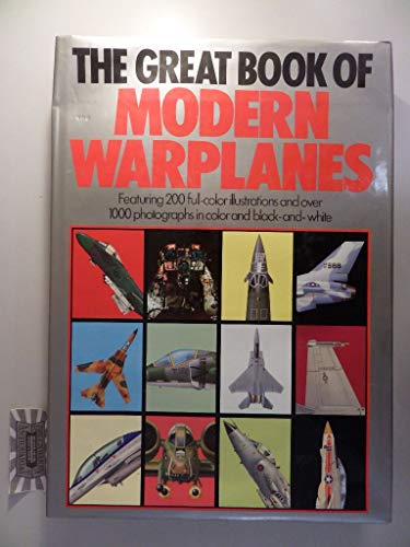 9780861013319: The Great Book of Modern Warplanes