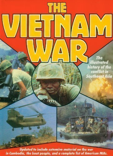 9780861013463: The Vietnam War: Illustrated History of the Conflict in Southeast Asia