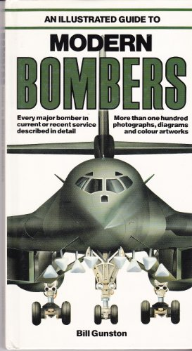 9780861013524: Bombers Guide to Modern Bombers (The Salamander illustrated guide series)