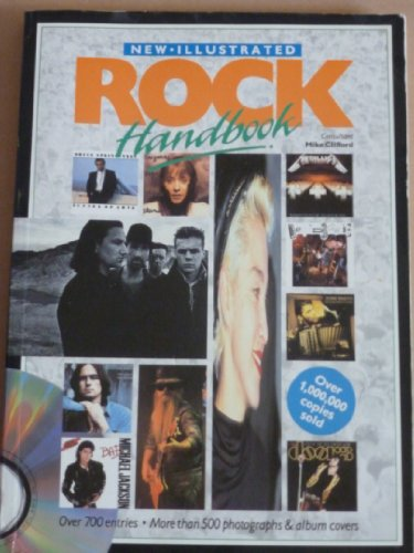 9780861013913: The New Illustrated Rock Handbook