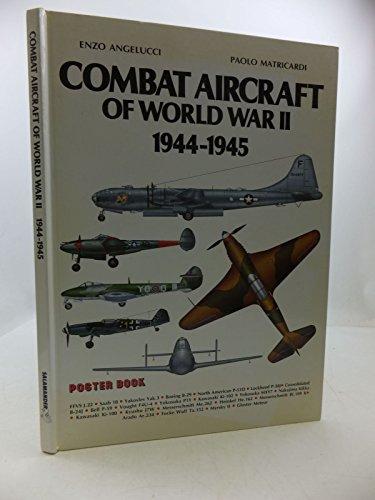 9780861014187: Combat Aircraft of World War II 1944-45