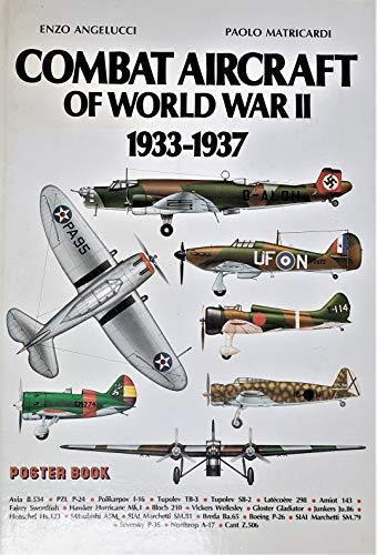 9780861014262: Combat Aircraft of World War II 1933-37
