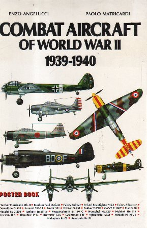 9780861014439: Combat Aircraft of World War II 1939-40