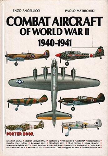 9780861014729: Combat Aircraft of World War II 1940-41