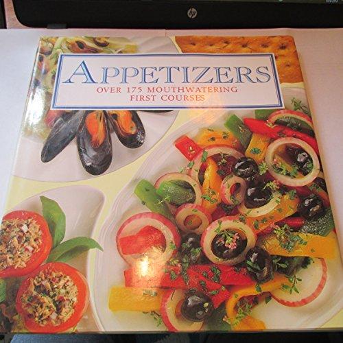 9780861016464: Appetizers (Popular Recipe)