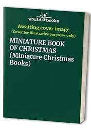 9780861017225: MINIATURE BOOK OF CHRISTMAS (Miniature Christmas Books)