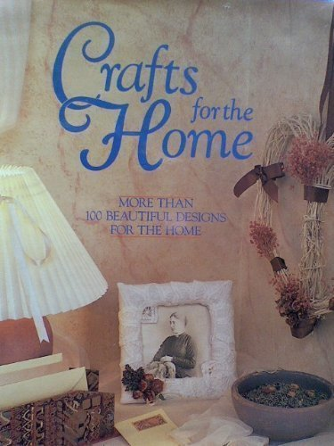 9780861017294: Crafts for the Home