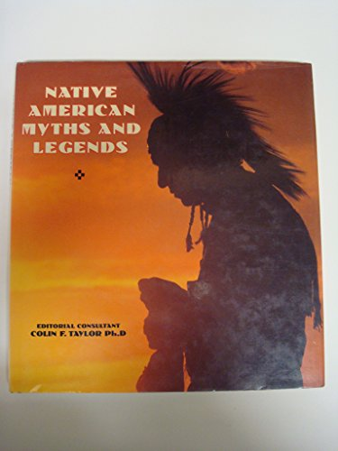 9780861017539: Native American Myths and Legends