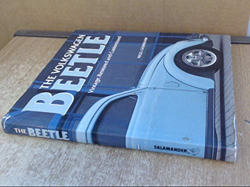 9780861017980: The Volkswagen Beetle (A Salamander book)