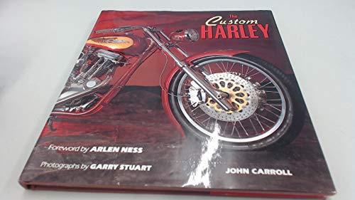 9780861018024: CUSTOM HARLEY
