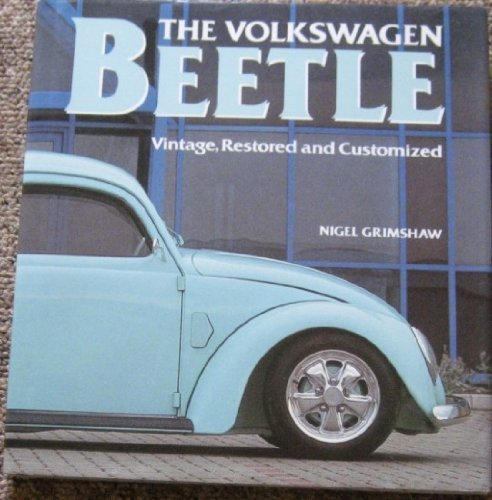 9780861019038: The Volkswagen Beetle