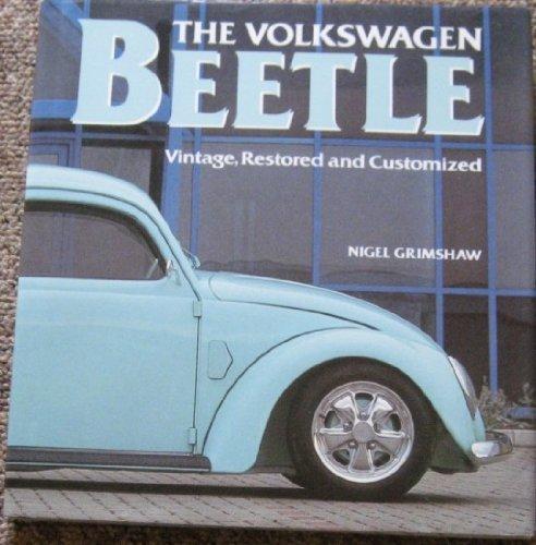 9780861019038: The Volkswagen Beetle