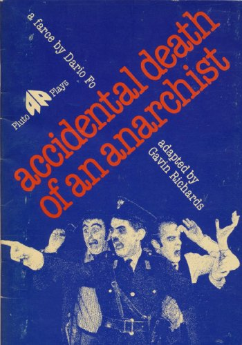 9780861042173: Accidental Death of an Anarchist [SIGNED]