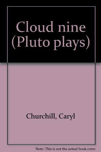9780861042234: Cloud nine (Pluto plays)