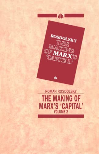 9780861043057: The Making of Marx's Capital, Vol. 2