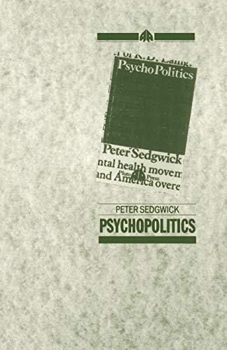 9780861043521: Psycho Politics