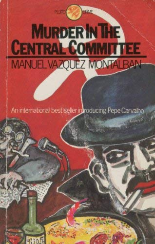 9780861047475: Murder in the Central Committee (Pluto Crime)