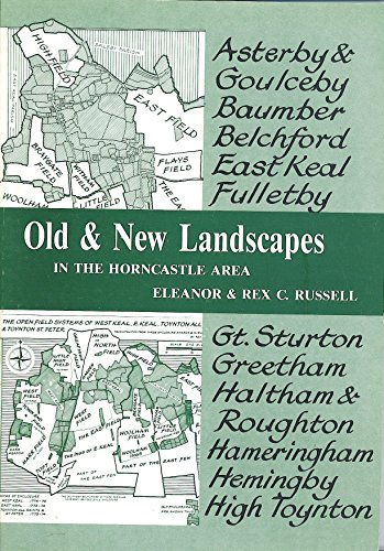 9780861111206: Old and New Landscapes in Horncastle Area