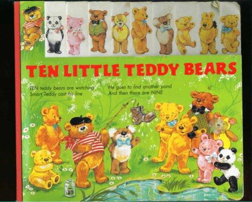 9780861121496: Ten Little Teddy Bears
