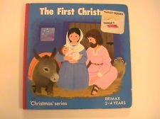 9780861121984: The First Christmas