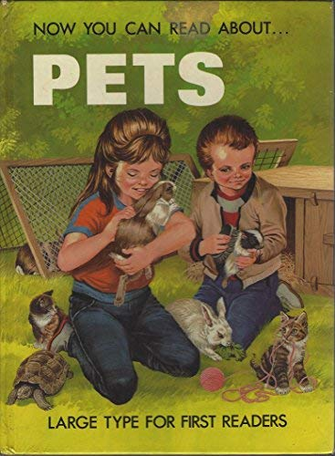 9780861122219: Pets (Now You Can Read About)