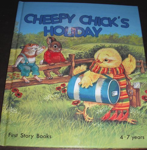 9780861122561: Cheepy Chick's Holiday (I Can Read by Myself)