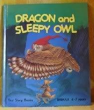 Dragon and the Sleepy Owl: Kincaid, Lucy