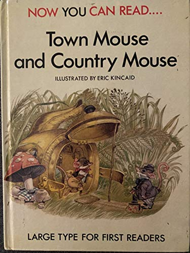 9780861123254: Town Mouse And Country Mouse: Now You Can Read. .