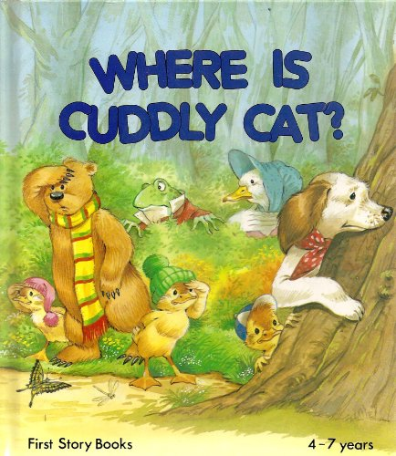 Where is Cuddly Cat?: Woodman, June