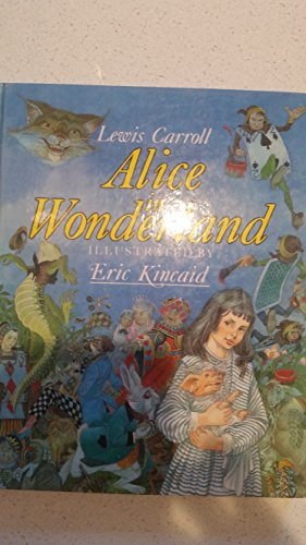 The Original alice in Wonderland
