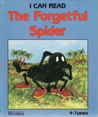 9780861124763: The forgetful spider