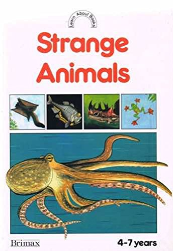 9780861124862: Strange Animals (Learn About Books)