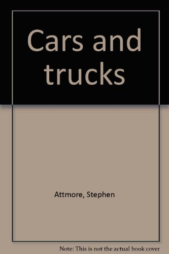 9780861125098: Cars and trucks