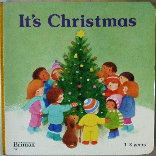 It's Christmas: Ricketts, Ann; Ricketts, Martin