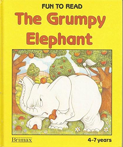 Grumpy Elephant: June Woodman