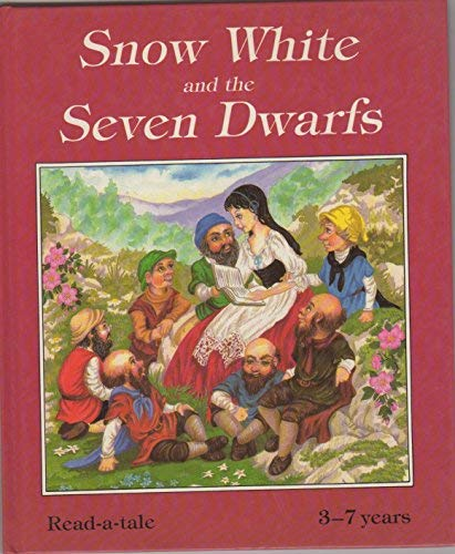 Snow White & the Seven Dwarfs: Illustrated by King,