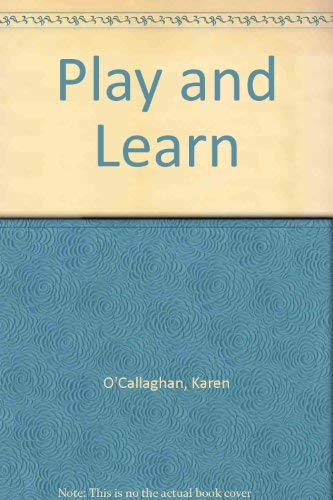 Play and Learn : We Can Count: O'Callaghan, Karen; Lines,
