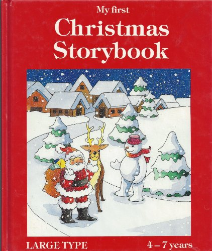 The Christmas Story Book.My First Christmas Story Book