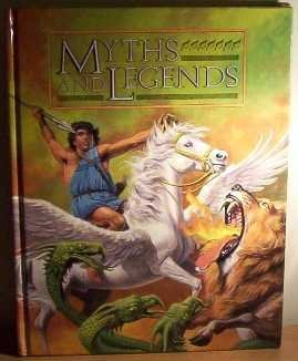 9780861126392: Myths and Legends
