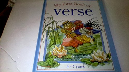 My First Book of Verse (0861127390) by Pamela Storey