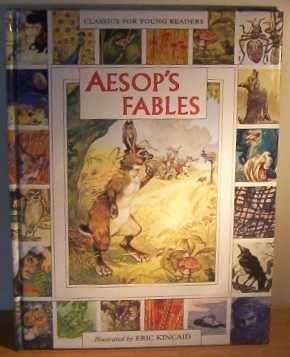 Aesop's Fables (Classics for Young Readers)