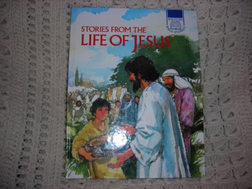 Stories from the Life of Jesus (Now You Can Read Bible Stories): Brimax Books Ltd